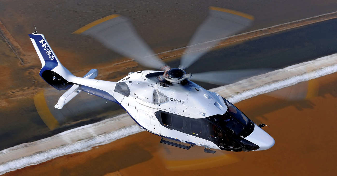 Airbus H160, helikopter